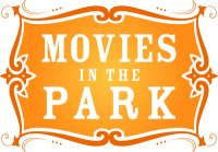 Movies in the Park logo.